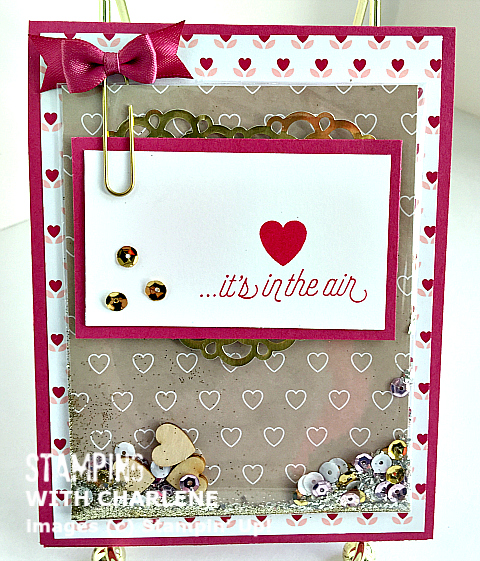 stampin up love blossoms stamp set