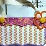 use the top note bigz die to make a gift card holder purse