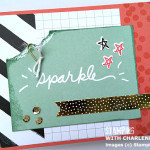 groovy angles stamp set by stampin up