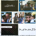 moments like these project life by stampin up