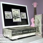 timeless elegance designer series paper stampin up