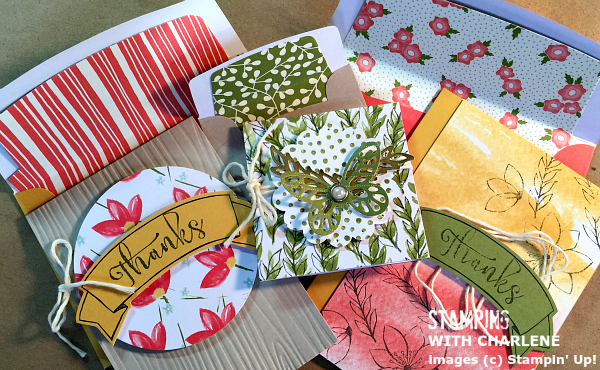 stampin up paper pumpkin october 2015 alternate ideas