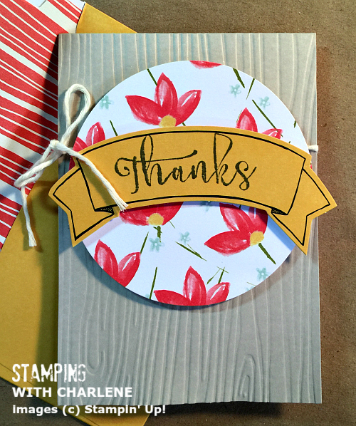 stampin up paper pumpkin october 2015