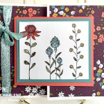 wildflower fields designer series paper