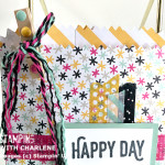 stampin up it's my party designer series paper