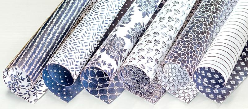 floral boutique designer series paper stampin up
