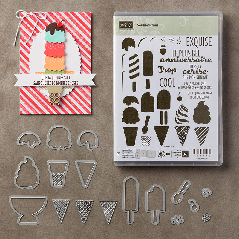 cool treats stampin up stamp set