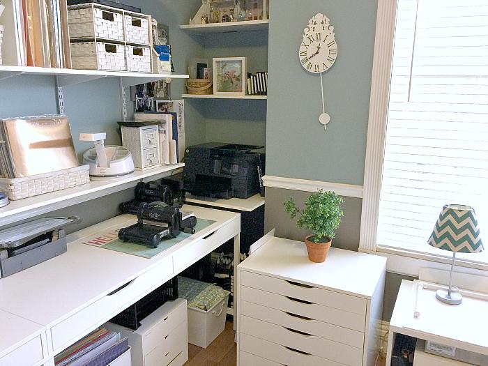 ikea craft room
