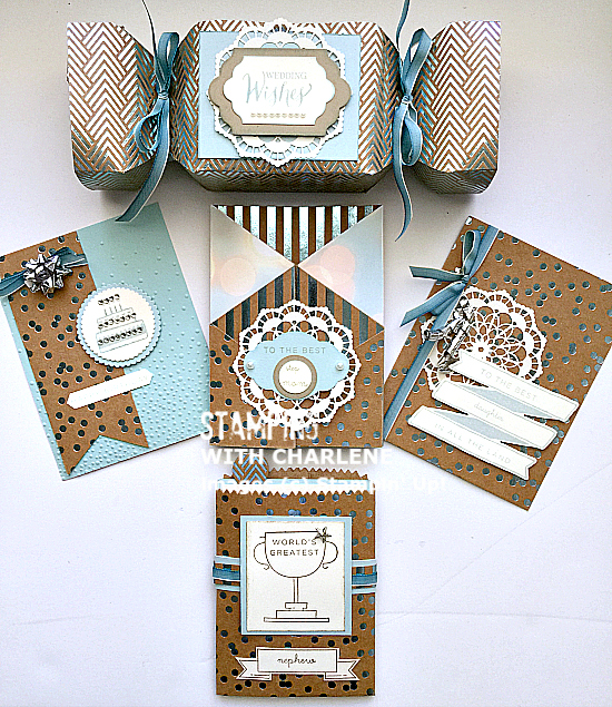 foil frenzy specialty designer series paper projects