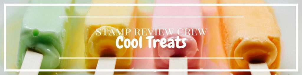 stamp review crew cool treats stamp set