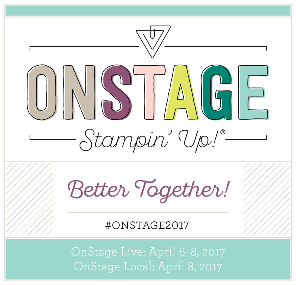 stampin up onstage event savannah