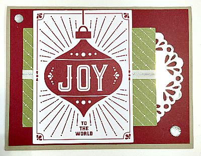 DIY Christmas Card Package